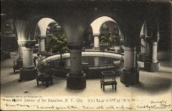 Interior Of The Aquarium