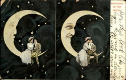 Spooning In The Moon