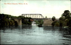 The Wiers Channel Postcard