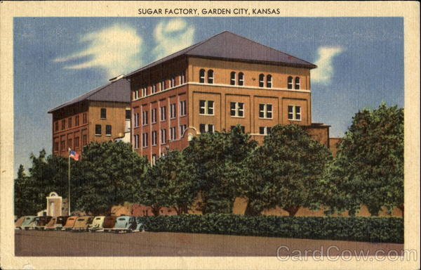 Sugar Factory Garden City Kansas