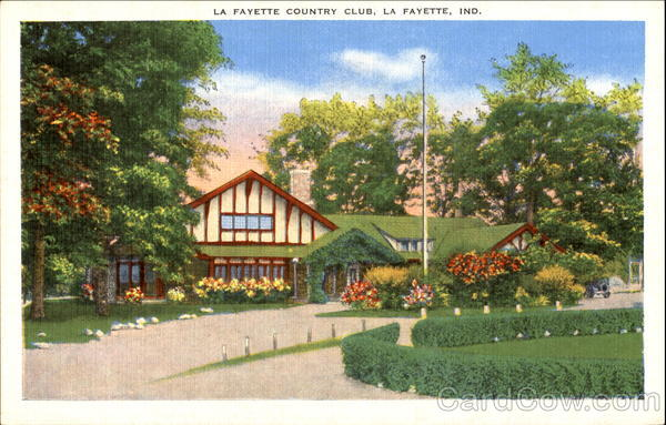 La Fayette Country Club Indiana