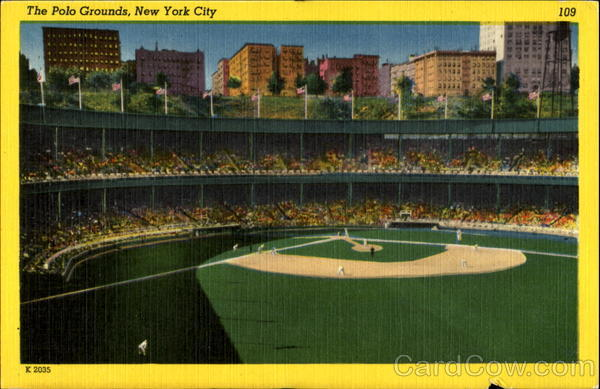 The Polo Grounds New York City