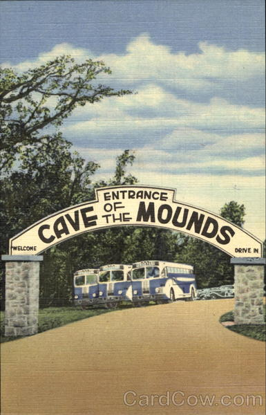 Entrance Cave Of The Mounds, Cave of the Mounds Blue Mounds Wisconsin