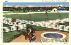 Blue Grass Stock Farm