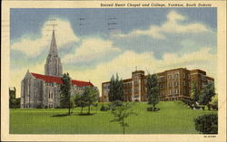 Sacred Heart Chapel And College