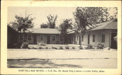 New Village Motel, U. S. No. 10