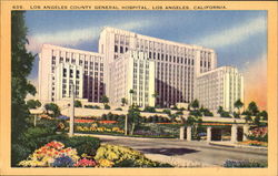 Los Angeles County General Hospital