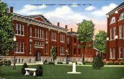 Valparaiso University Campus Postcard