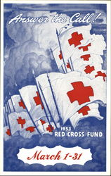 Answer The Call! Red Cross 1953