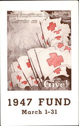 1947 The American Red Cross Carries On