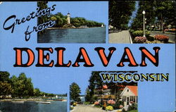Greetings From Delavan