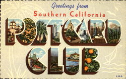 The Southern California Post Card Club