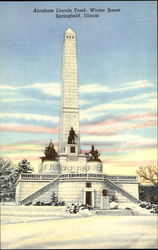 Lincoln Tomb Oak Ridge Cemetery