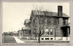 Indiana Village For Epileptics Colony, No. 2