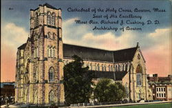 The Cathedral Of The Holy Cross, 1400 Washington Street
