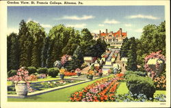 Garden View, St. Francis College