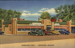 Kentland Café, Intersection Roads 24, 41 and 52