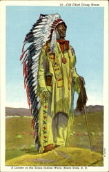 Old Chief Crazy Horse
