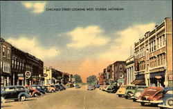 Chicago Street Looking West