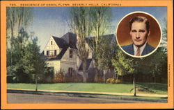 Residence Of Errol Flynn