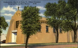 Presbyterian Church Of Santa Fe