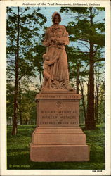 Madonna Of The Trail Monument