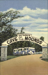 Entrance Cave Of The Mounds, Cave of the Mounds