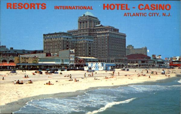 Resorts casino hotel atlantic city new jersey