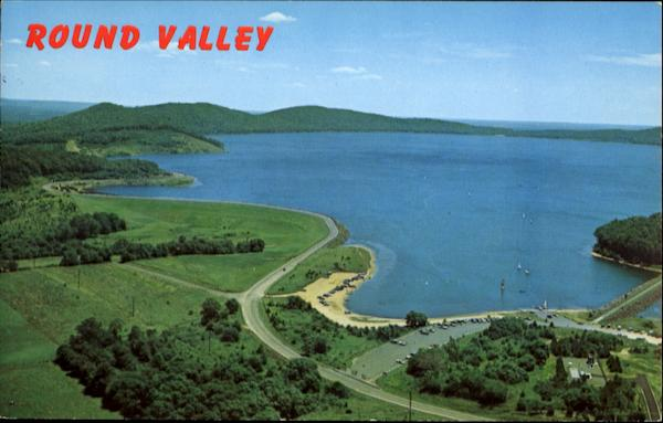 Round Valley Recreation Area Hunterdon County Lebanon Nj