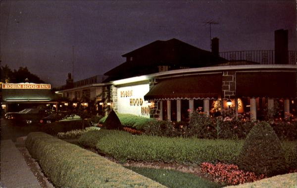 Robin Hood Inn 1129 Valley Road Clifton Nj