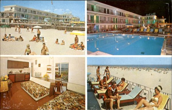 Silver Beach Motel Nashville Avenue Wildwood Crest Nj