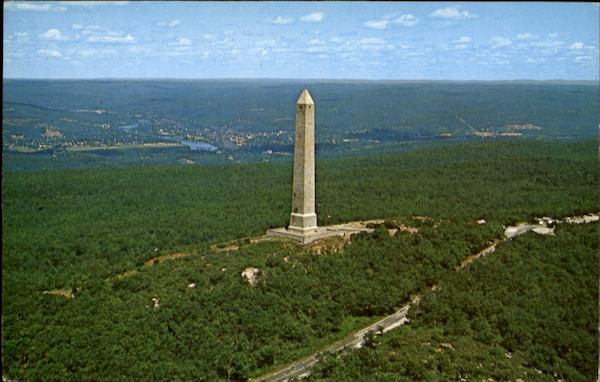 Aerial View Of High Point Monument Sussex County Other