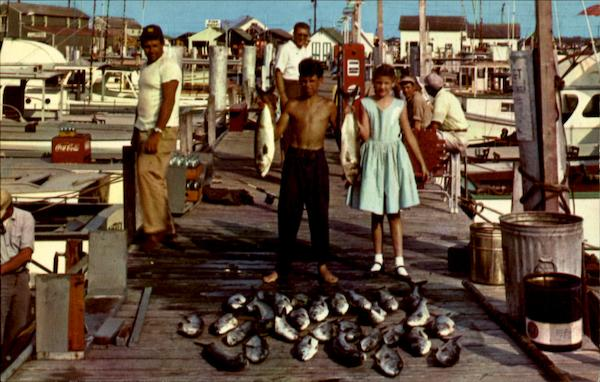 Fishing Is Good At Cape May New Jersey