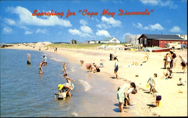 The Cape May Diamond New Jersey
