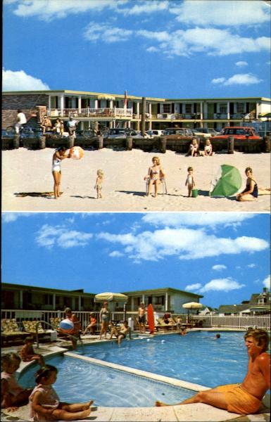 Surf Motel, 211 Beach Drive Cape May New Jersey
