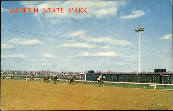 Garden State Park Racetrack Cherry Hill Nj