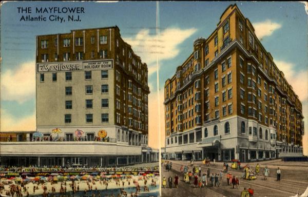 Atlantic City Mayflower Hotel   Flickr - Photo Sharing!