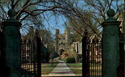 Princeton University, Mercer County