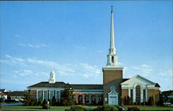 Margate Community Church, 8900 Ventnor Parkway