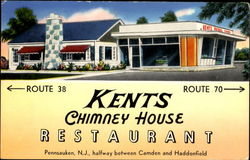 Kents Chimney House Restaurant, Route 38, Route 70