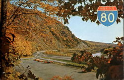 The Delaware Water Gap, Warren County