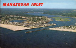 Manasquan Inlet, Monmouth County