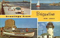 Greetings From Brigantine