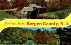 Greetings From Bergen County, Bergen County