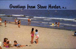 Greetings From Stone Harbor