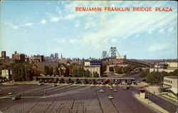 Benjamin Franklin Bridge Plaza