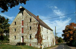 Moravian Gristmill, Hope Warren County