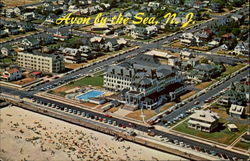 Aerial View Of The Beachfront