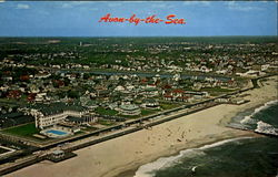 Aerial View Of Avon-By-The-Sea