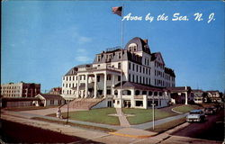 The Stately Avon Inn